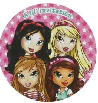 Bratz Party Decorations Kids Party Supplies And Ideas