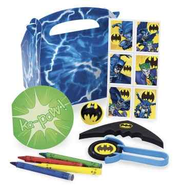 Batman The Dark Knight Party Favors