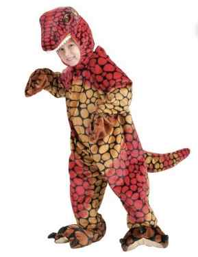 dinosaur party costume
