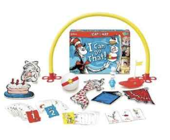 Dr. Seuss Board Game