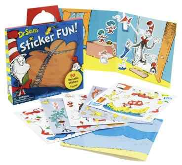 Activity and Sticker Book