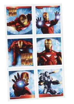Ironman Stickers