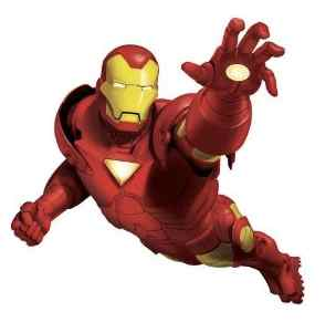 ironman wall decal decoration
