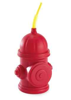 Lego Fire Hydrant Cup