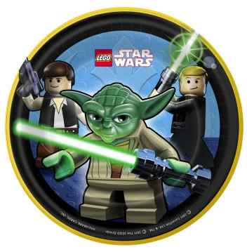 Star Wars Lego Tableware