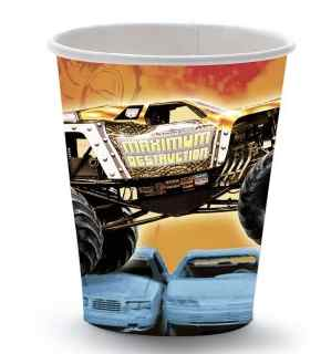 Monster Jam Tableware