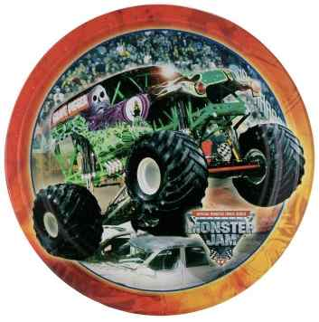 Monster Jam Truck Party Food And Snack Ideas Kids Party Supplies