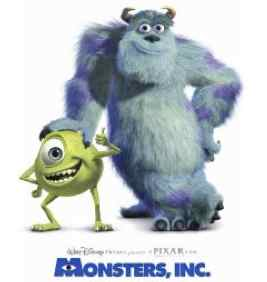 monsters inc party decorations poster