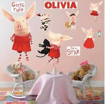 Olivia the Pig Party Decorations