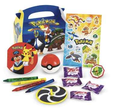 Pokemon Party Favors