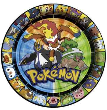 Pokemon Tableware