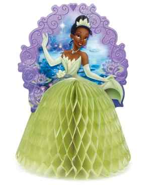 Princess and The Frog Centerpieces