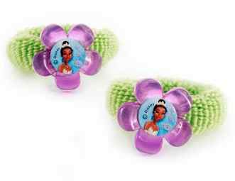 Princess and The Frog Hair Bands