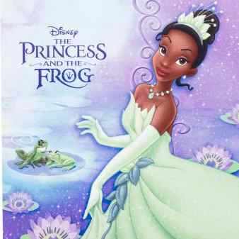 Princess and The Frog Tableware