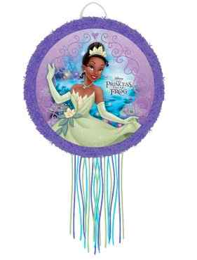 princess and the frog pinata
