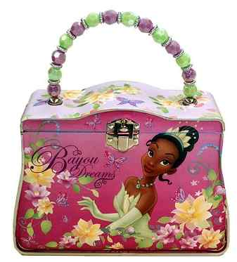 Princess and The Frog Tin