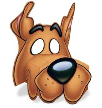 Scooby Mask http://kidspartysupplies.net/tv-movies/scooby-doo/scooby-doo-party-favors/