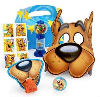 Scooby Doo Party Favors