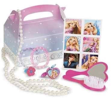 Tangled Rapunzel Party Favors