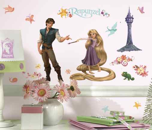 Tangled Rapunzel Birthday Party Decorations Kids Supplies