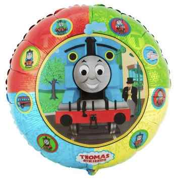 thomas the tank engine mylar balloons  sc 1 st  Kids Party Supplies & Thomas the Tank Engine Birthday Party Decorations : Kids Party ...