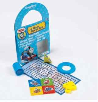 thomas the tank engine train party favors