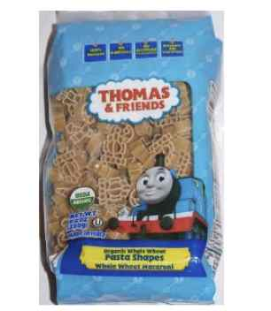 Thomas Tank Engine Train Pasta