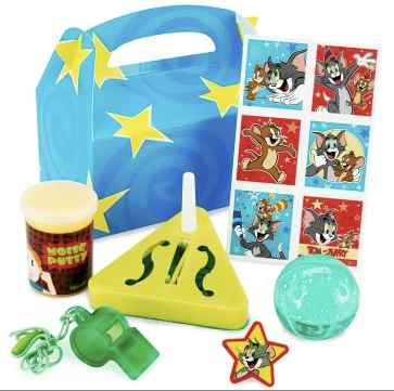 Tom and Jerry Birthday Party Favors Kids Party Supplies and Ideas