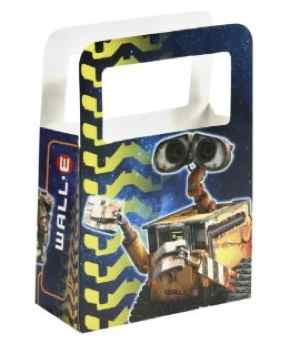 Wall E Treat Bag