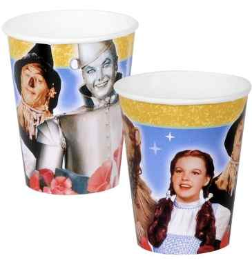 Wizard of Oz  Cups